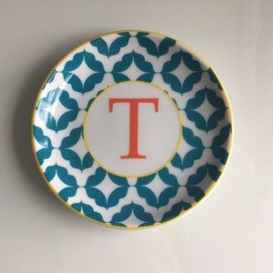 T plate